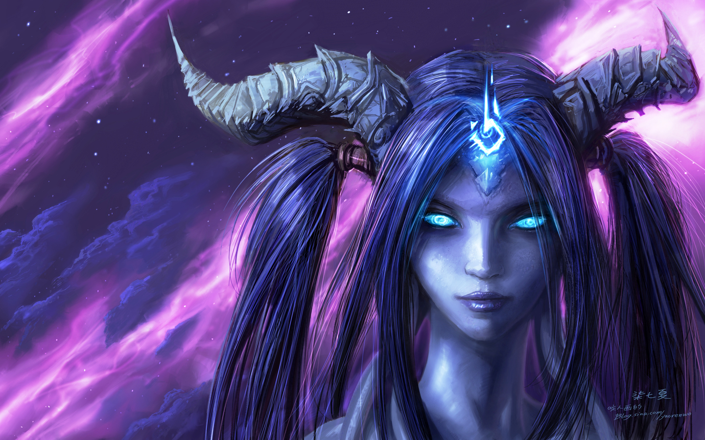 Hd draenei girl nackt images
