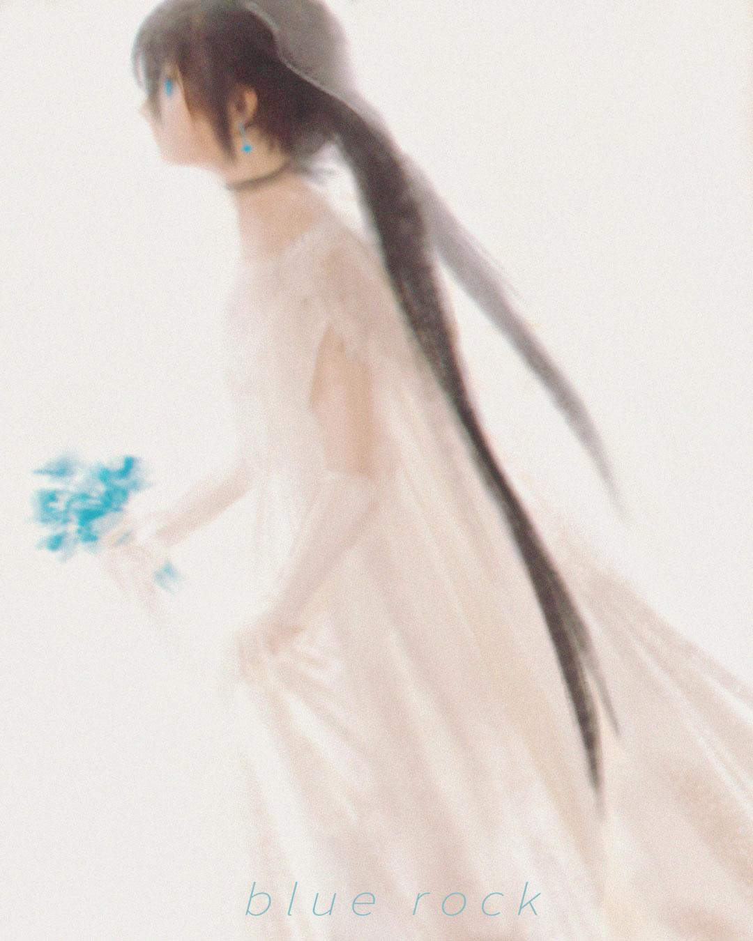 black_rock_shooter black_rock_shooter_(character) sukienka
