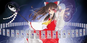 Rating: Safe Score: 0 Tags: reimu_hakurei touhou User: DarkV