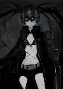 Rating: Safe Score: 0 Tags: black_rock_shooter black_rock_shooter_(character) User: DarkV