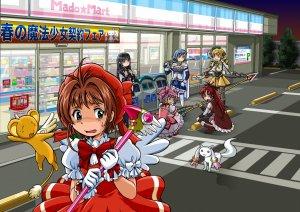 Rating: Safe Score: 0 Tags: cardcaptor_sakura madoka_magica tagme User: DarkV