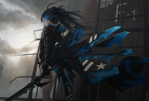 Rating: Safe Score: 0 Tags: black_rock_shooter black_rock_shooter_(character) black_rock_shooter_(game) User: Vetyt