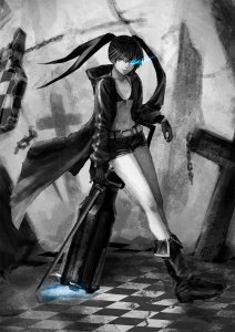 Rating: Safe Score: 0 Tags: black_rock_shooter black_rock_shooter_(character) User: DarkV