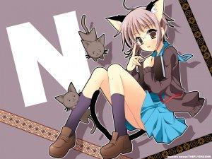 Rating: Safe Score: 0 Tags: kemonomimi melancholy_of_haruhi_suzumiya nagato nyagato User: Vetyt
