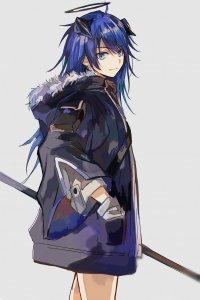 Rating: Safe Score: 0 Tags: arknights mostima User: Vetyt