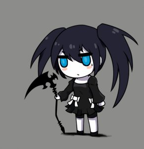 Rating: Safe Score: 0 Tags: black_rock_shooter black_rock_shooter_(character) cosplay dead_master gif User: Vetyt