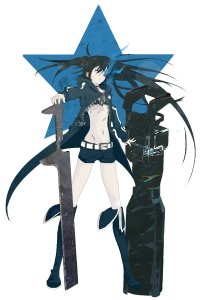 Rating: Safe Score: 1 Tags: black_rock_shooter black_rock_shooter_(character) działo User: DarkV