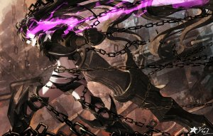 Rating: Safe Score: 0 Tags: black_rock_shooter insane_black_rock_shooter User: DarkV