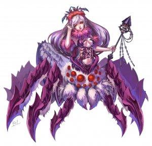 Rating: Safe Score: 0 Tags: arachne original zeroshiki_kouichi User: DarkV