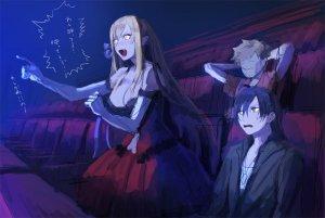 Rating: Safe Score: 0 Tags: araragi_koyomi kiss-shot_acerola-orion_heart-under-blade monogatari_series User: DarkV