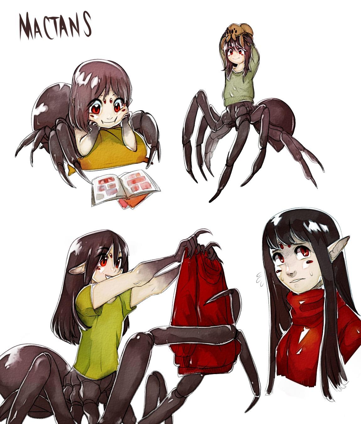 arachne original